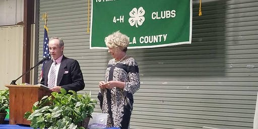 Wakulla 4-H 2019 Awards Dinner