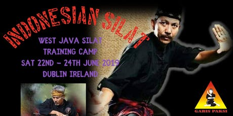 International Indonesian Silat Training Camp - Dublin, Ireland tickets