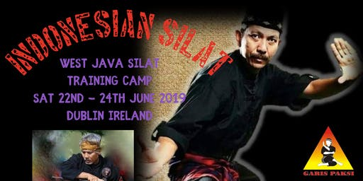 International Indonesian Silat Training Camp - Dublin, Ireland