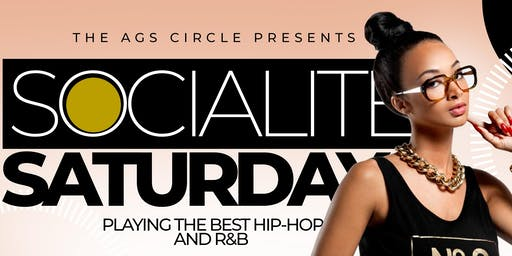 Socialite Saturdays @ ATL Members Only