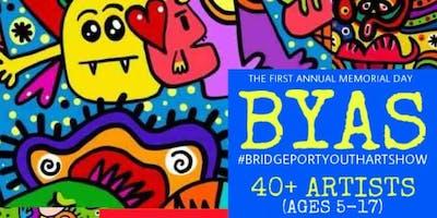 Bridgeport Youth Art Show.