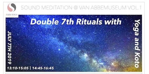 SARA YOGA Sound Meditation @ Van Abbemuseum