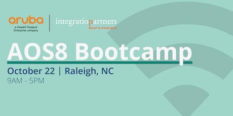 Aruba A0S8 Bootcamp | Raleigh, NC tickets