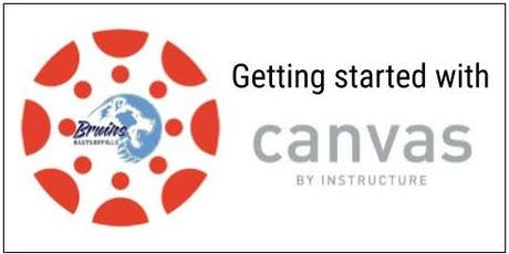 6-12 BPSD Staff Canvas Workshop, 7/31 Option tickets