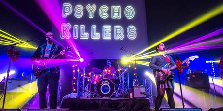Hot August Pre-Party Feat. Psycho Killers tickets