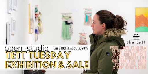 Tett Tuesday Spring Exhibition & Sale