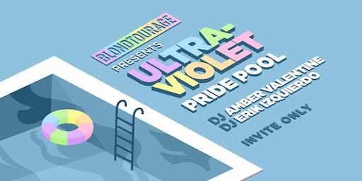 BLONDTOURAGE: UltraViolet Pride Pool