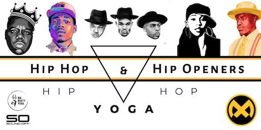 Hip Hop & Hip Openers: HIP HOP YOGA