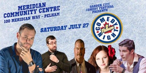 Comedy Night in Pelham
