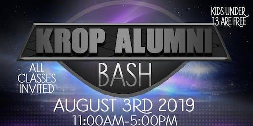 Krop Alumni Bash