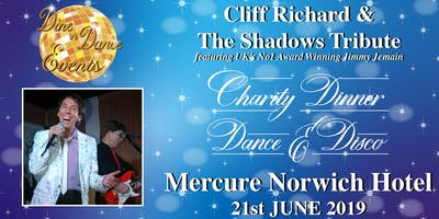 Cliff Richard & The Shadows Tribute Charity Night