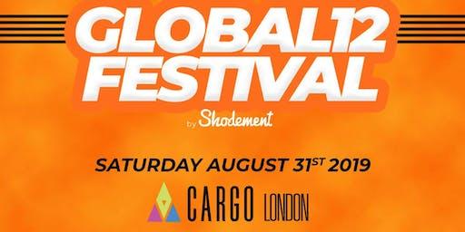 Global 12 Festival Summer 2019