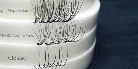 Denver Eyelash Extension Training 3 in 1 tickets