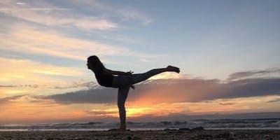 Prana Vinyasa Yoga with Katie Johnson