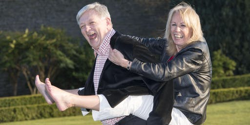 Sandra and John's leaving party