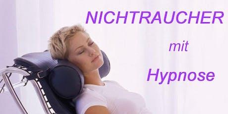 NICHTRAUCHER Hypnose-Seminar  Tickets