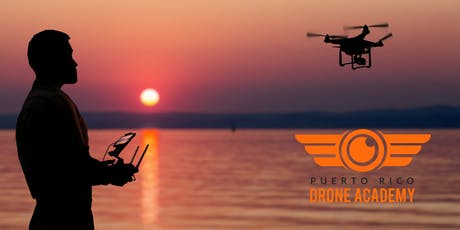 Curso de Piloto de Drones Comerciales (Nocturno 2019) tickets