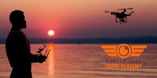 Curso de Piloto de Drones Comerciales (Nocturno Agosto 2019)