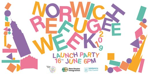 Norwich Refugee Week 2019 Launch Party