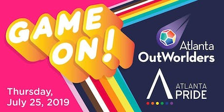 Game On! OutWorlders PRIDE Night tickets
