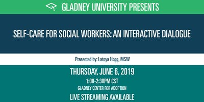 Self-Care for Social Workers: An Interactive Dialogue