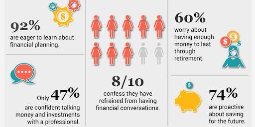 Women. Wealth. Wisdom.