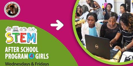 After School Program For Girls tickets