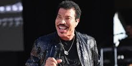 Lionel Richie Concert tickets
