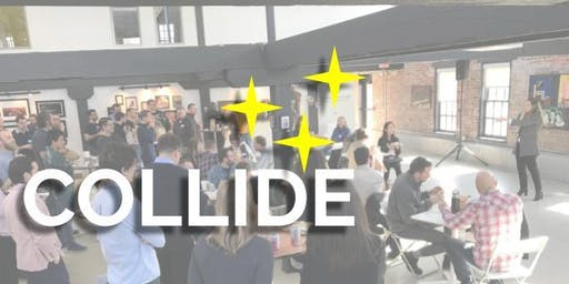 COLLIDE @ the Mill: Free Lunch & Talking with People, August 15th