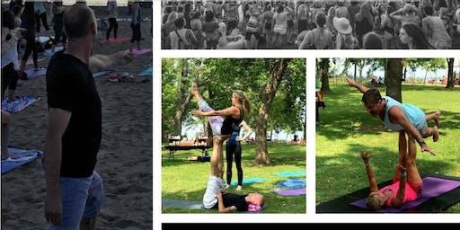 2nd Annual Niagara Yoga and Acro Festival