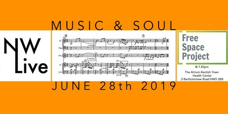 Music and Soul - The Soldier's Tale and The Way tickets