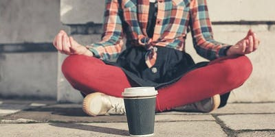 Sunrise Yoga + Coffee on the River