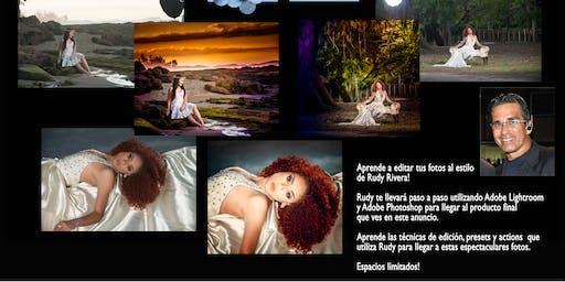 Taller Intermedio - Edicion Fotos en Photoshop con Rudy Rivera