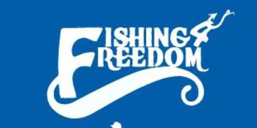 Fishing For Freedom Tournament