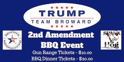 Trump Team Broward - 2nd Amendment BBQ Event