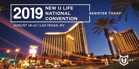 New U Life National Convention tickets