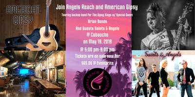 American Gipsy Benefit Concert for Angels Reach
