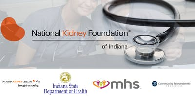 FREE National Kidney Foundation Health Screening