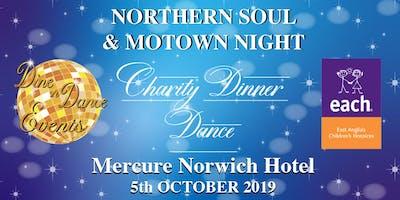 Northern Soul & Motown Night