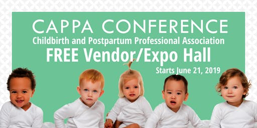 Expecting Parents - Learn from the Experts at CAPPA Conference 2019