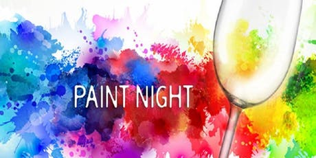 Paint Night at Strykers Cafe  tickets