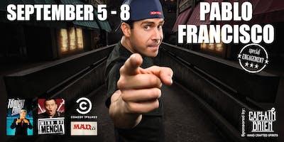 Comedian Pablo Francisco Live in Naples, Florida