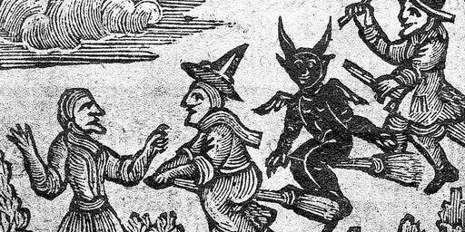 Dr Louise Fenton Talk - Broomsticks and Cauldrons: The Image of the Witch in Art