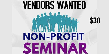 Vendors Wanted July 13, 2019 tickets
