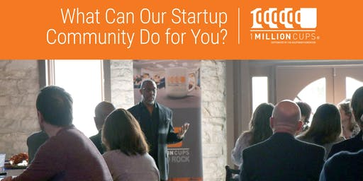 1 Million Cups Round Rock - June Doubleshot