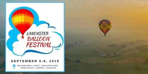 2019 Lancaster Balloon Festival