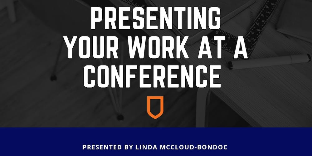 FGS Presents: Presenting Your Work at a Conference Tickets