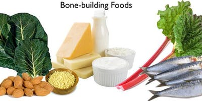 Building Bone Health with NUTRITION!
