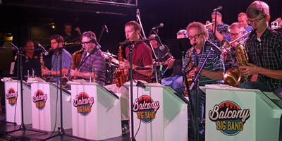 Balcony Big Band Benefit Concert