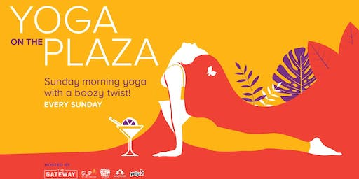 Yoga on the Plaza | The Gateway